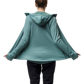 Houdini Power Houdi Jacket Dam poler green